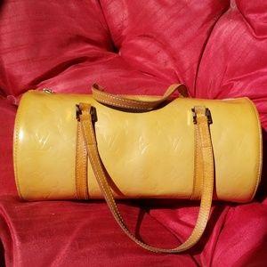 Authentic Louis Vuitton Papillion Vernis bag